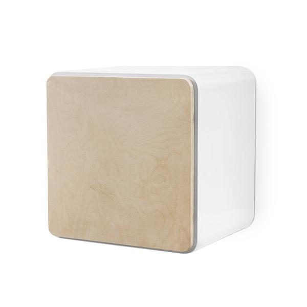 Cube-Hängeschrank - Teilmöbliert